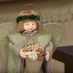 Anjos de Juta Para Decoração de Natal – Material e Vídeo