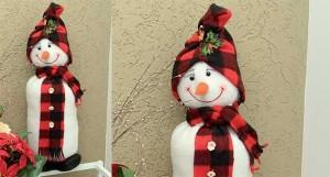 artesanato-de-boneco-de-neve