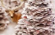 Enfeites de Natal com Materiais Reciclados – Fotos e Como Fazer