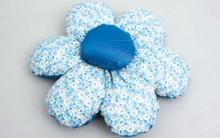 Dicas de Almofadas Feita de Flor de Tecido – Como Fazer
