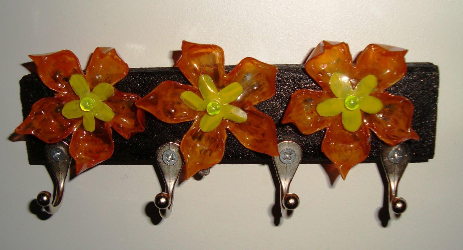 Ideias de Flores com Garrafa Pet - Material, Passo a Passo e Vídeo