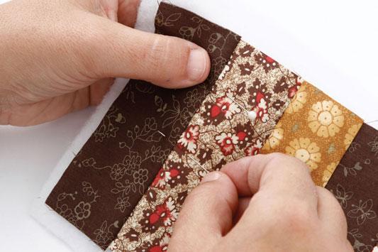 Bolsa Em Passo Fundo : Como fazer bolsa carteiro com t?cnica patchwork passo a