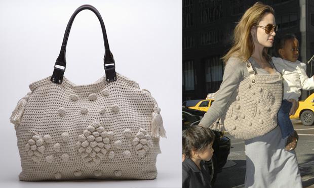 Bolsa De Croche Para Casamento : Como fazer bolsa de croch? inspirada na angelina jolie