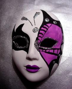 mascara-gesso-carnaval