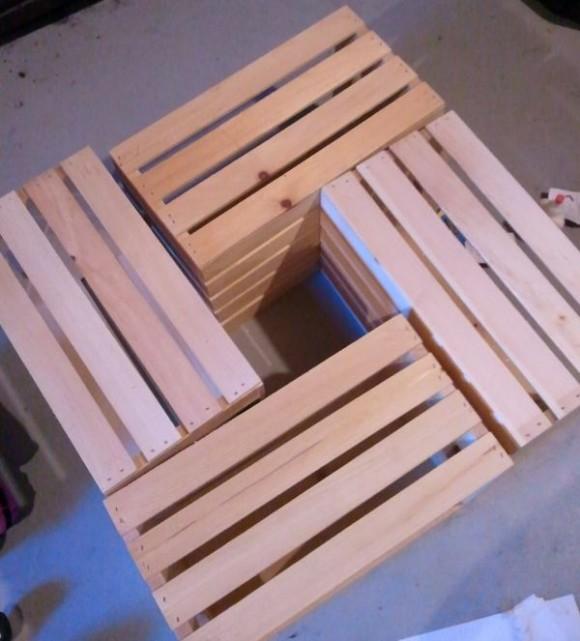 Parte 1-mesinha-de centro-de madeira