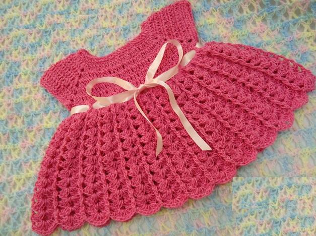 vestido-de-croche-para-bebe-material-e-passo-a-passo