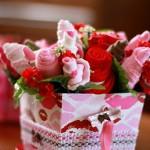 Como Fazer Arranjo de Flores com Meias – Passo a Passo