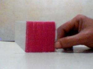 boneca la passo 1 300x225 Como Fazer Boneca de Lã   Material e Passo a Passo