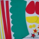 Enfeite de Festa Infantil Patati Patatá com EVA – Como Fazer