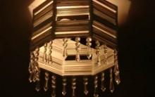 Como Fazer Luminária com Palito de Sorvete – Passo a Passo