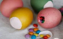 Como Pintar Cascas de Ovos Para a Páscoa – Passo a Passo