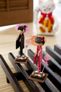 Bonecas Japonesas Feitas de EVA – Material e Passo a Passo