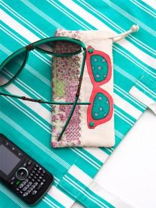 Como Fazer Capa de Tecido Para Óculos de Sol – Material e Passo a Passo
