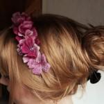 Como Fazer Tiara de Flores – Material e Passo a Passo