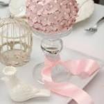 Bola Decorativa de Flor Usando Isopor – Como Fazer