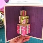 Como Fazer Cartão de Aniversário 3D – Material e Passo a Passo