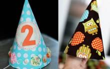 Chapeuzinho Para Festa Infantil Personalizado – Como Fazer