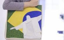 Como Fazer Um Ecobag da Copa do Mundo – Material e Passo a Passo