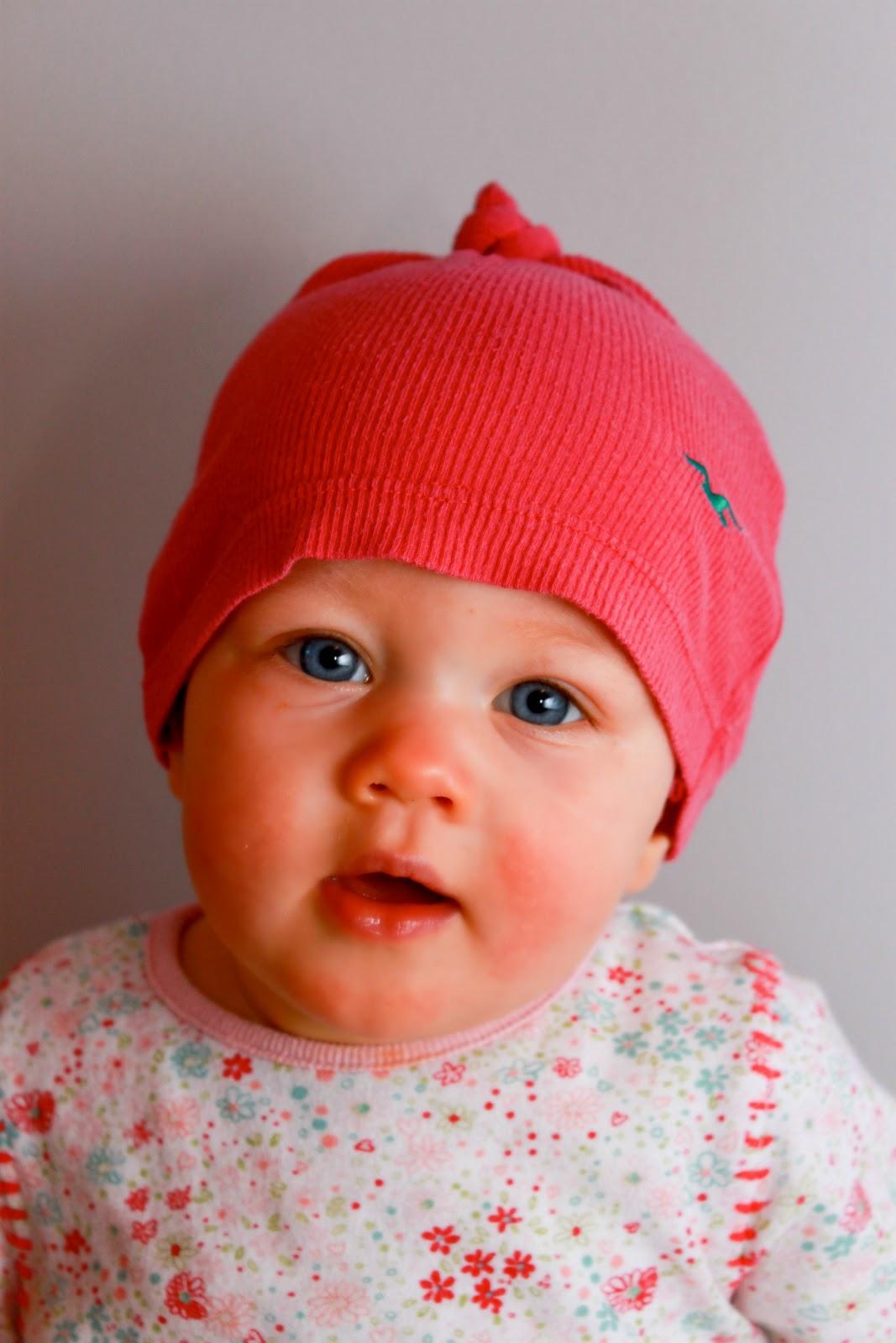 gorro-para-bebes-vermelho