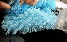 Cachecol Feito Em Ponto Crochê com Lápis – Dicas e Vídeo Explicativo