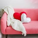 Passo a Passo Almofada de Coração – Como Fazer