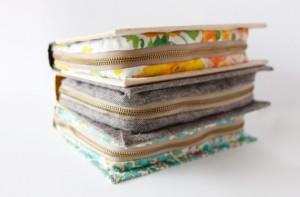 Bolsa de Mão Feita Com Capa de Livro – Como Fazer