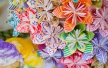 Buquê de Flores em Origami – Passo a Passo