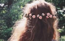 Coroa de Flores – Como Fazer