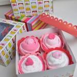 Cupcakes Com Roupinhas de Bebê – Passo a Passo