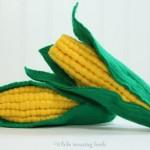 Milho Verde Feito Em Feltro – Fotos, Dicas e Como Fazer