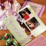 Passo a Passo Painel de Fotos Scrapbook – Como Fazer
