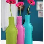 Vaso Decorativo de Feltro – Passo a Passo