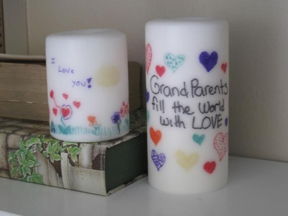 Velas decoradas passo a passo - Como decorar velas ...