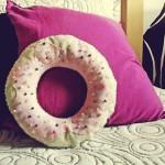 Almofada de Donuts – Como Fazer