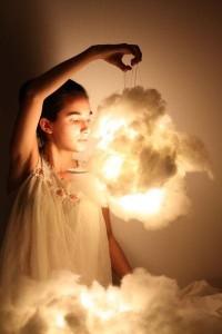 Luminária de Nuvem – Passo a Passo