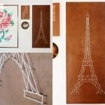 Quadro Torre Eiffel Com Barbante – Como Fazer