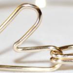 Bracelete de Coração Feito com Arame – Como Fazer