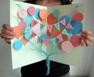 Cartão de Aniversário – Como Fazer Passo a Passo