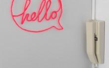 Enfeite de Parede Usando Arame – Como Fazer Passo a Passo