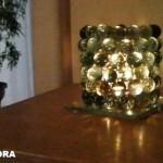 Luminária de Bolinha de Gude – Passo a Passo