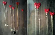 Porta-Colares de Coração – Como Fazer