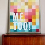 Quadro Feito Com Post-it – Como Fazer Passo a Passo