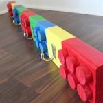 Cabideiro em Forma de Lego – Passo a Passo