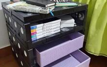 Criado Mudo de Fita VHS – Como Fazer