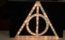 Quadro Decorativo Harry Potter – Material e Vídeo