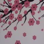 Adesivo de Parede Cerejeira – Material e Vídeo