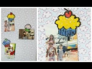 Pregadores Decorativos para Fotos – Material e Vídeo