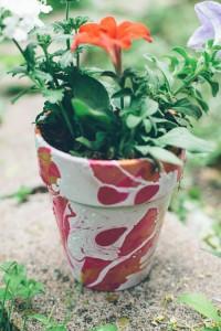 Vaso Decorado com Esmalte – Material e Como Fazer