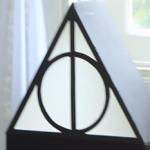 Luminária de Papel Harry Potter – Materiais e Vídeo