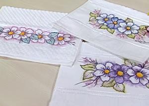 Pintura em Tecido com Canetinha – Material e Vídeo